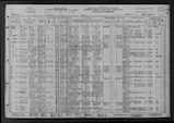1930 Federal Census for Holmberg Family in Cleveland.